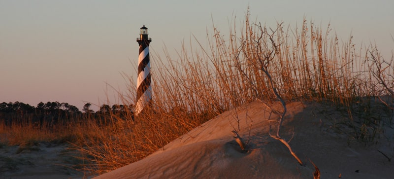 Hatteras Island Restaurants - Lighthouse and Dunes