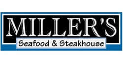 Miller's Seafood & Steak Restaurant - Logo