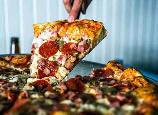 Corolla Pizza Gluten free