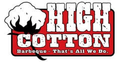 High Cotton BBQ Logo