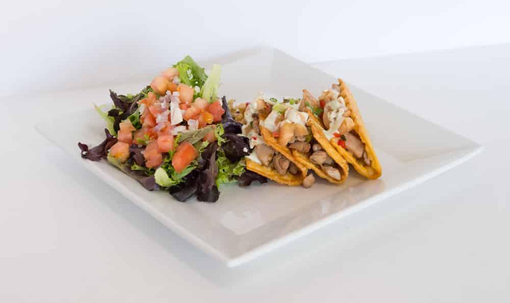 Fishbones fish tacos