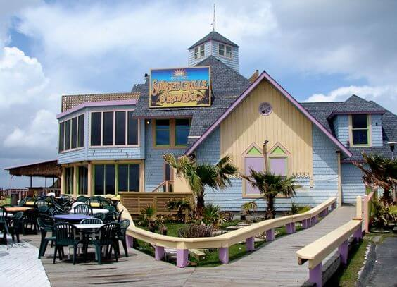 Sunset Grille & Raw Bar OBX