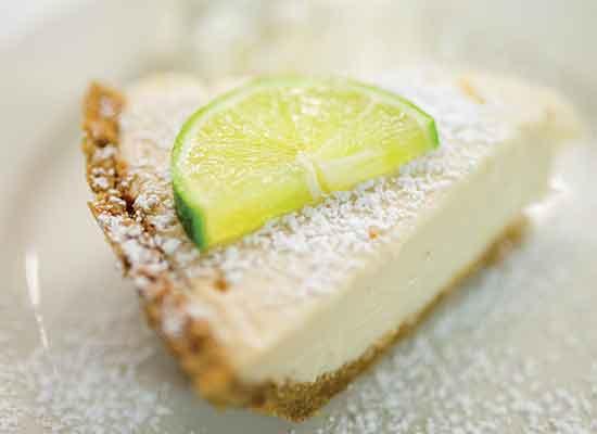 Lone Cedar's Keylime Pie