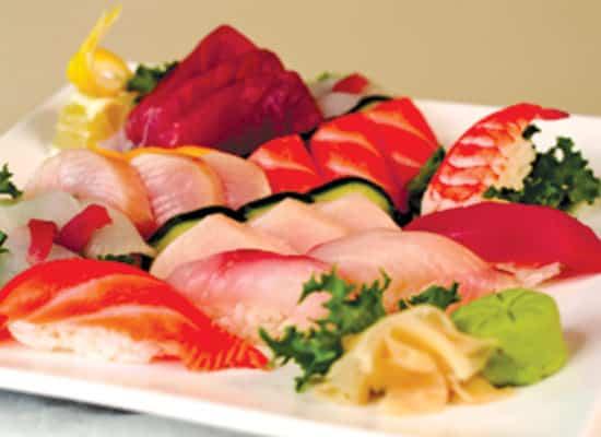 Sanya sushi