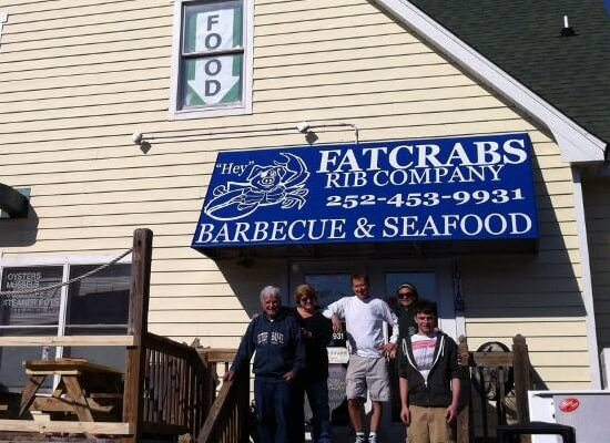 Fat Crabs Corolla, NC