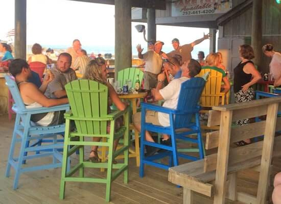 Nags Head Pier Restaurant
