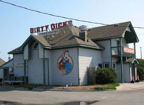 Dirty Dick's Crab House Nags Head - Hatteras