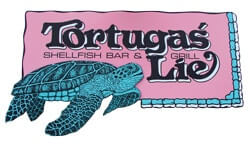 Nags Head Restaurants - Tortuga's Lie Logo