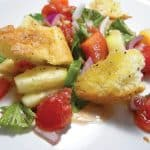 Panzanella Close Up