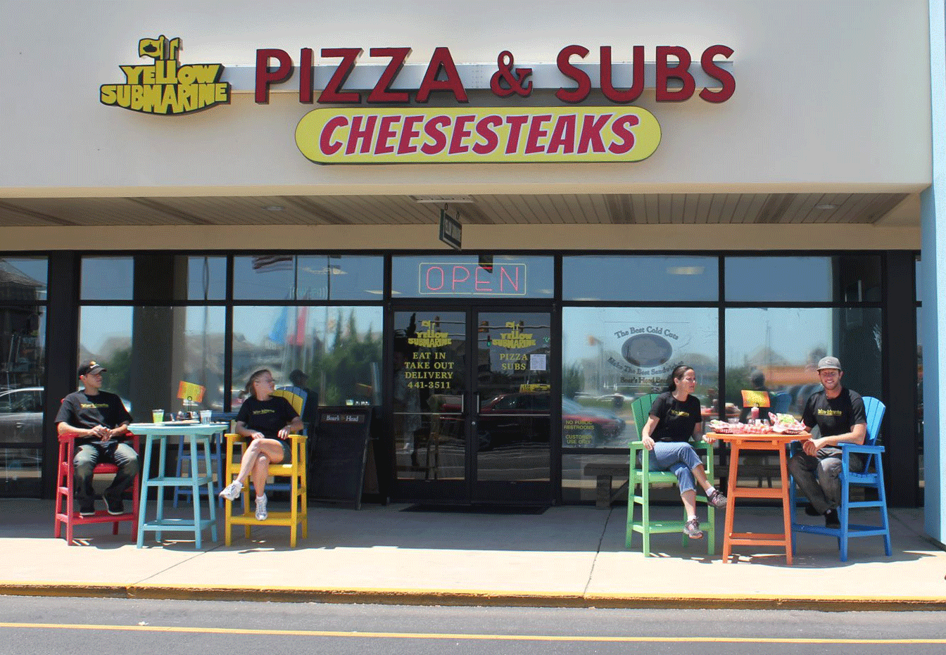 Yellow Submarine Pizza & Subs OBX