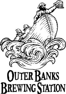 Outer Banks Brewing Station Logo