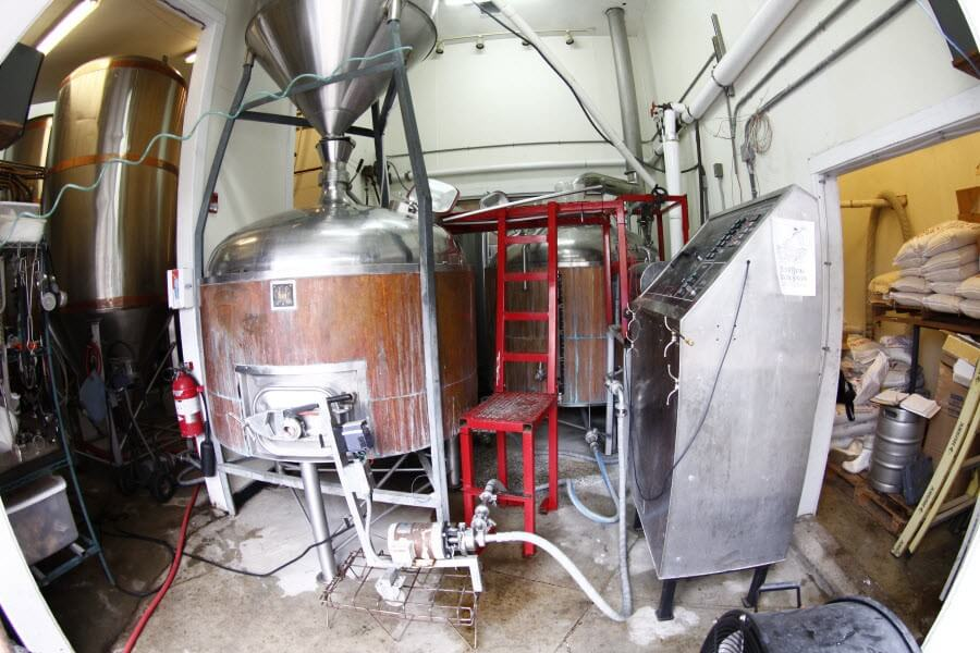Outer Banks Brewing Station OBX brewery