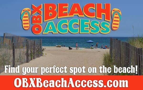 Link to OBX Beach Access Website