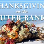 Thanksgiving on the Outer Banks - Beach Scene