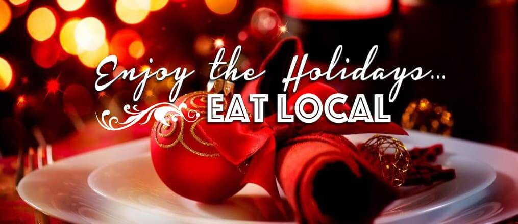 Enjoy The Holidays Eat Locally Outer Banks Restaurants