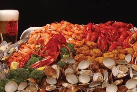 Jimmy's Seafood Buffet - Lobster, Shrimp & Clams Photos