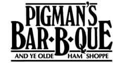 Pigman's BBQ Menu