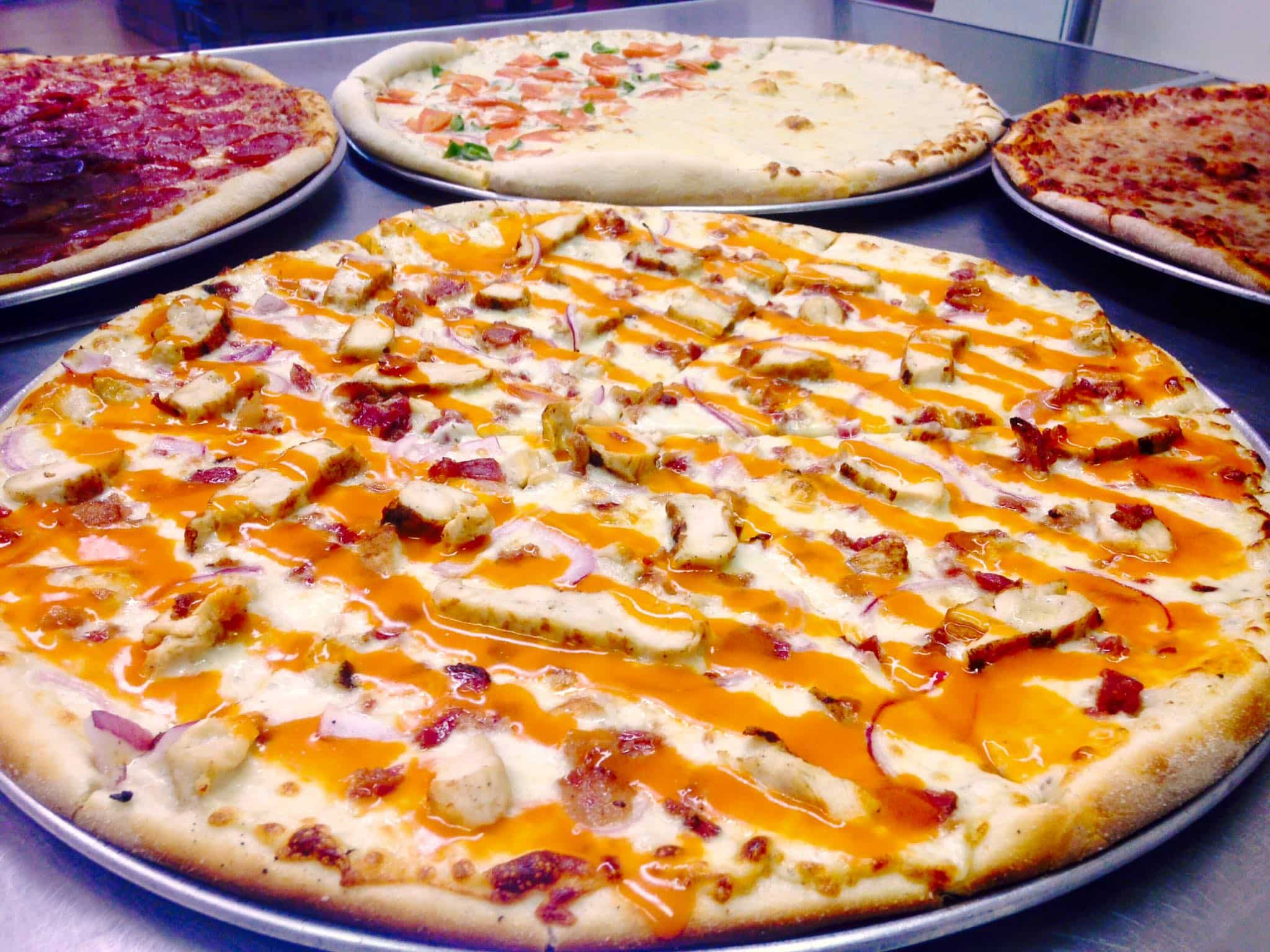 Giant Slice Pizza