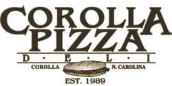 Corolla Pizza Restaurant Logo