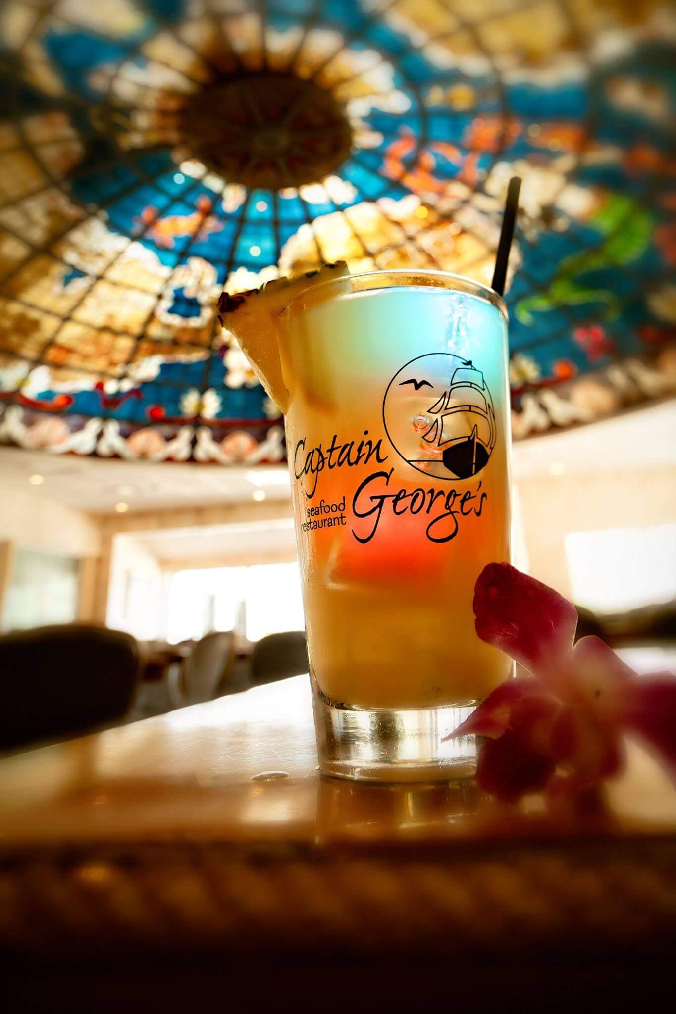 Captain George's