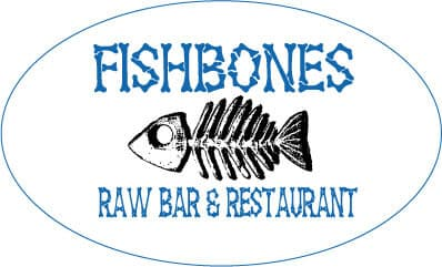 Fishbones Raw Bar & Restaurant Logo
