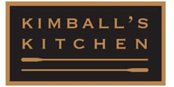 Kimball's Kitchen - Logo