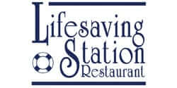 Lifesaving Station Restaurant Logo
