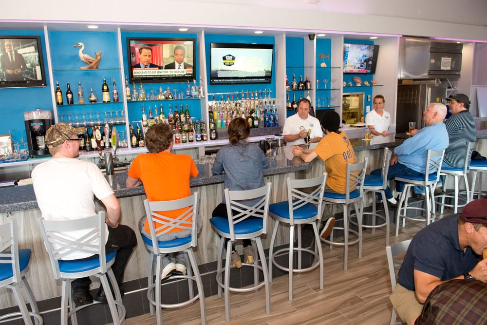 Fishbones Raw Bar
