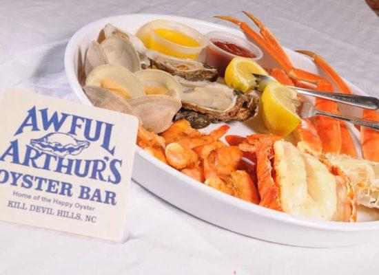 kill devil hills seafood restaurants