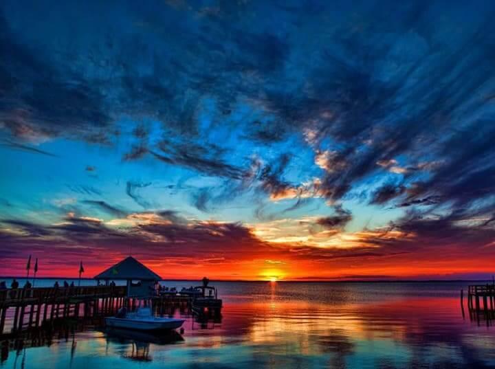 Sunset Grille - Beautiful Sunset