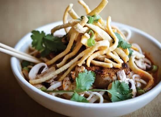 Rundown Cafe Thai Lemongrass