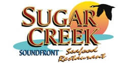 Sugar Creek Seafood Restaurant Logo