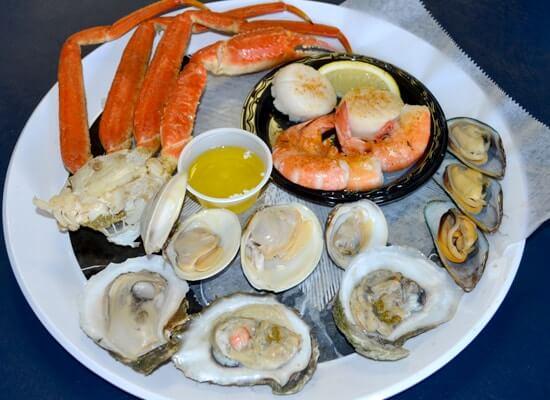 Fat Crabs Platter