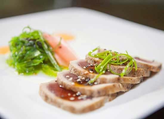 Red Sky Café in Duck - Grilled Tuna Photo