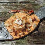crabmeat boule