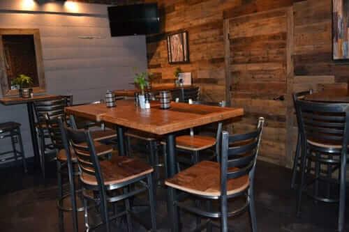 The Lounge at North Banks