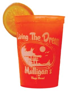 Mulligan's Grille & Raw Bar - Mulligan's Orange Crush Drink