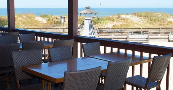 Outer Banks Waterfront Restaurants Food With A View 2019