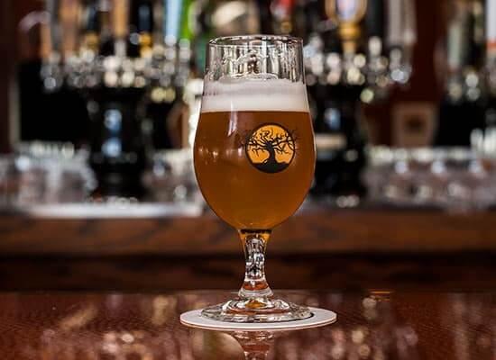 Kitty hawk craft draught beer