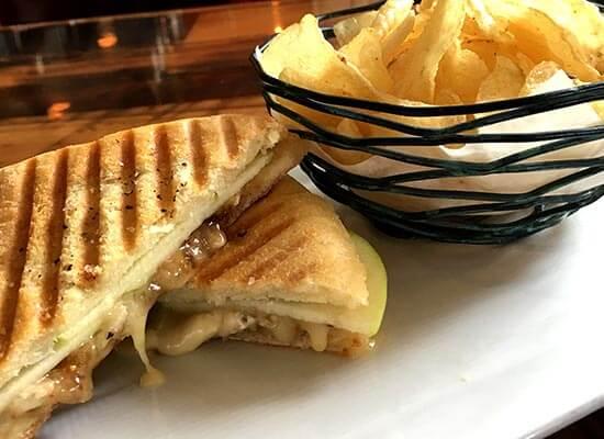 Trio sandwich