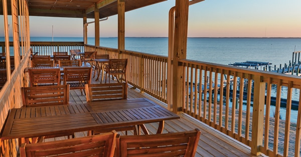 obx waterfront restaurants