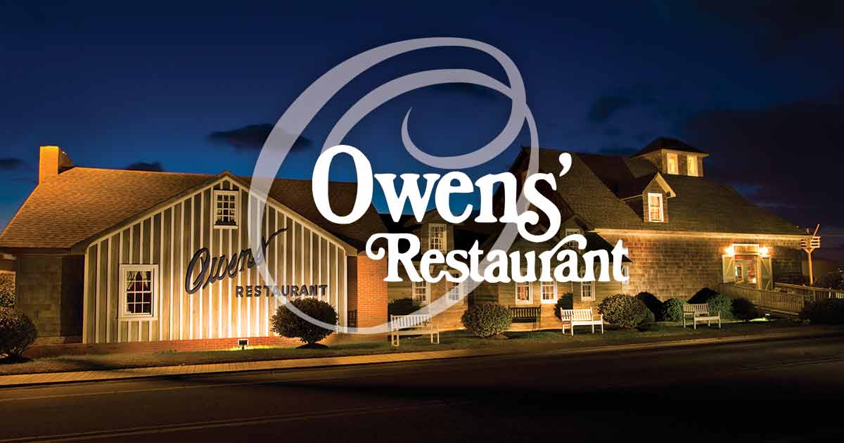 Owens Restaurant Obx Nags Head Menus Reviews Maps Photos