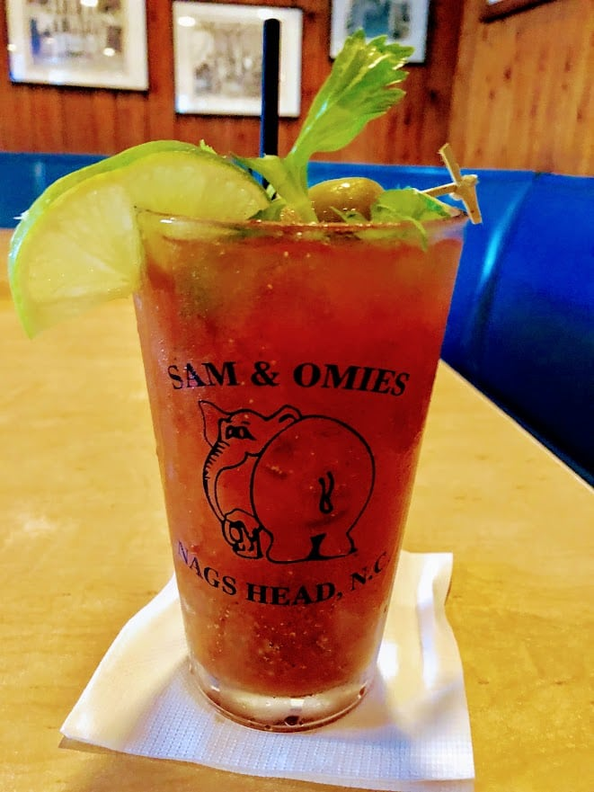 Outer Banks Bloody Marys