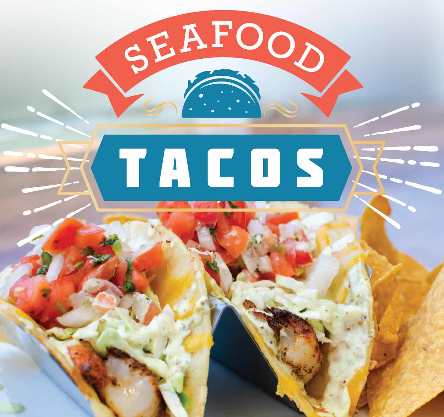 outer banks seafood tacos