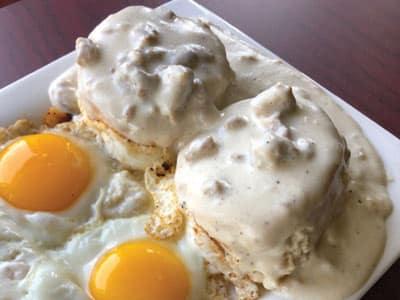 corolla breakfast restaurants