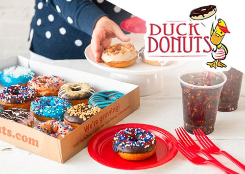 Outer Banks Duck Donuts