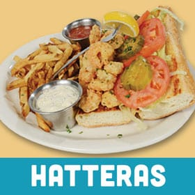 Hatteras restaurants
