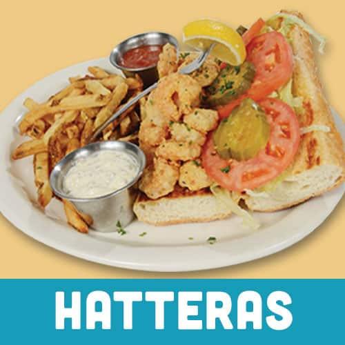 Hatteras restaurants