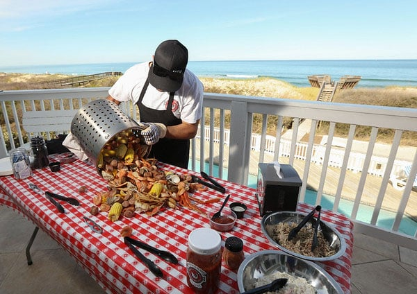 Outer Banks Boil Company Takeout