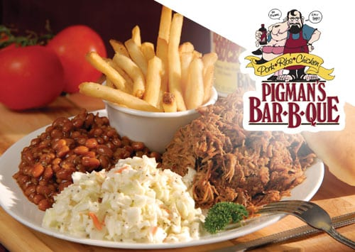 Outer Banks Pigmans barbecue
